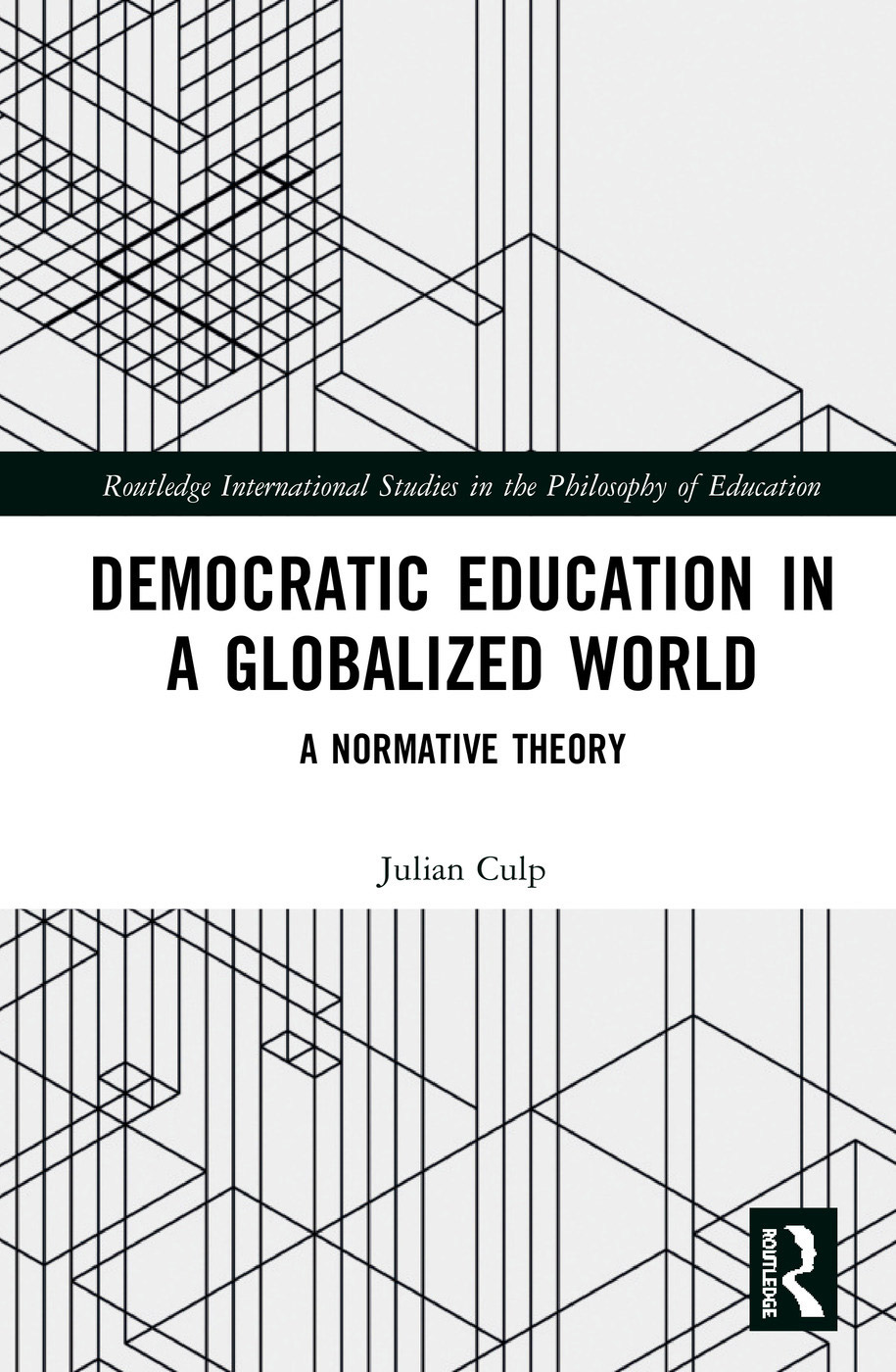 Democratic Education in a Globalized World Bookcover